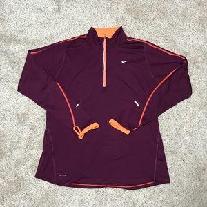 Nike Dri Fit Running Performance Jacket